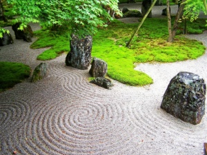 Zen Garden. Image: interiordesignarticle.com