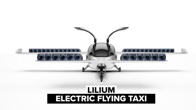 LiliumAirTaxi